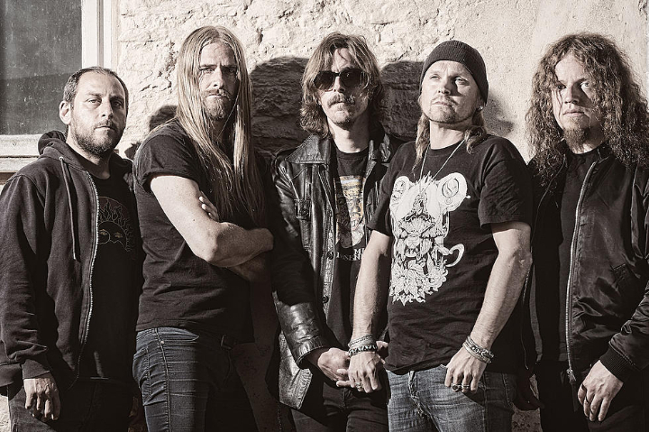 Opeth & Graveyard at MTelus, Montreal, QC