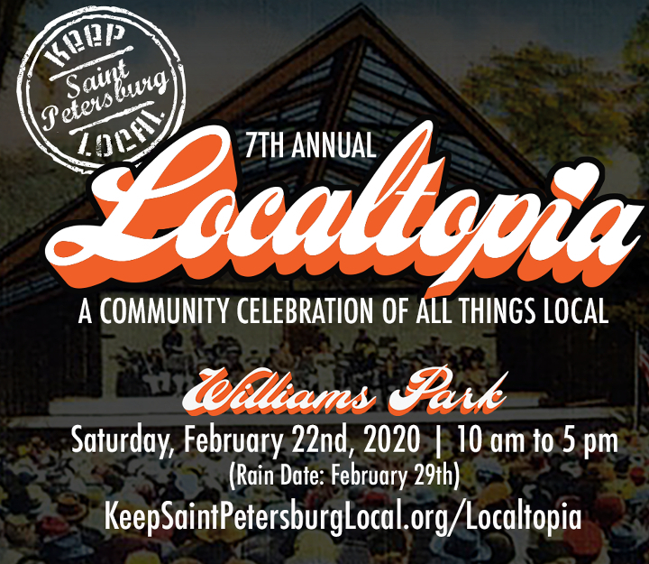 LOCALTOPIA, A Community Celebration of All Things Local