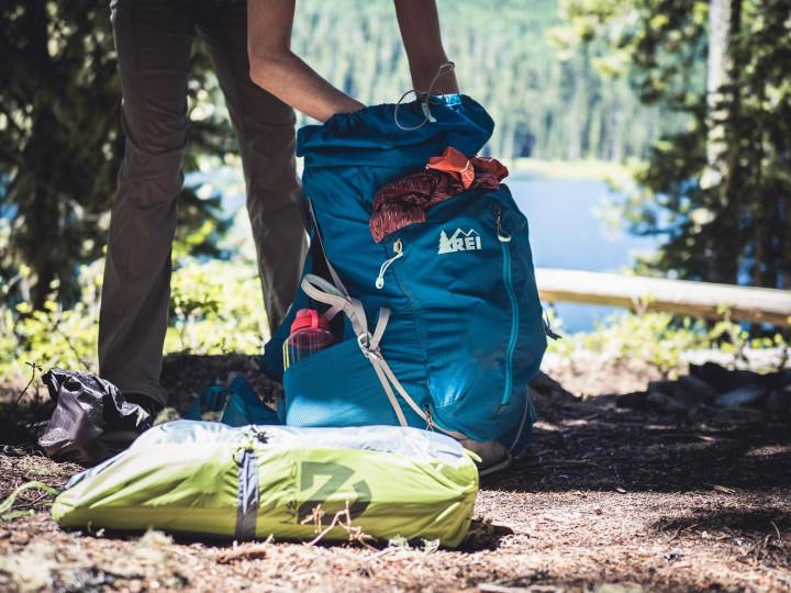 Sold Out - Lightweight Backpacking Workshop
