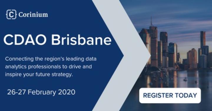 Chief Data and Analytics Officer Brisbane