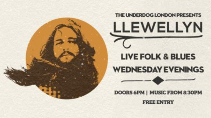 LIVE FOLK AND BLUES EVERY WEDNESDAY