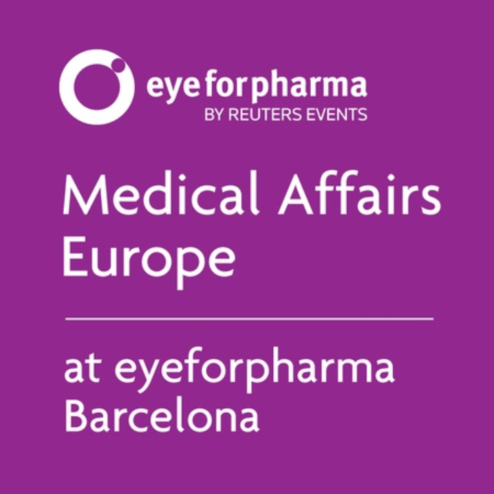 Medical Affairs Europe at eyeforpharma Barcelona