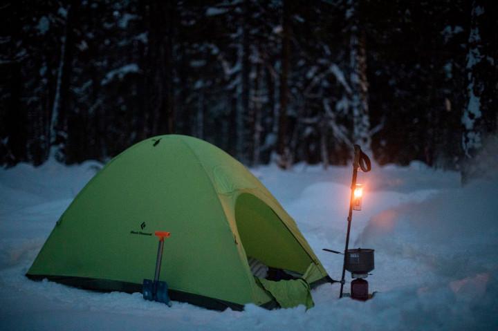 Winter Camping Workshop