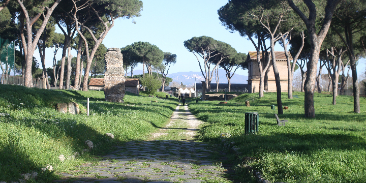 Visita Guidata Parco archeologico Tombe della Via Latina