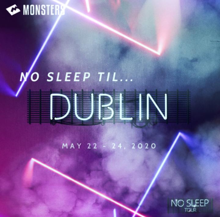 Monsters Dance Convention Dublin Ireland