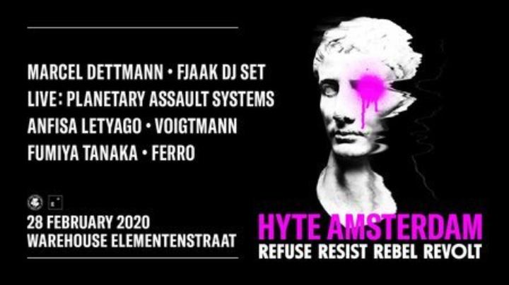 HYTE - Amsterdam