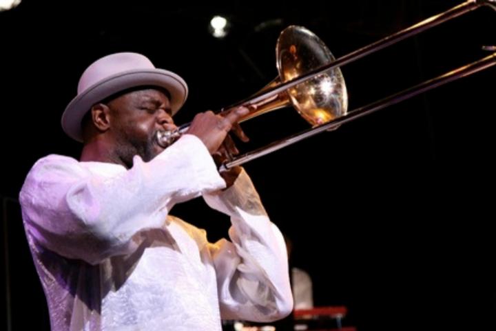 Harlem Jazz Series - Craig Harris and Harlem Nightsongs