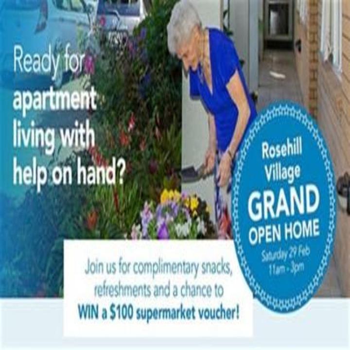 Grand Open Home