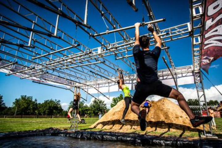 Rugged Maniac 5k Obstacle Race, Vancouver - July 2020