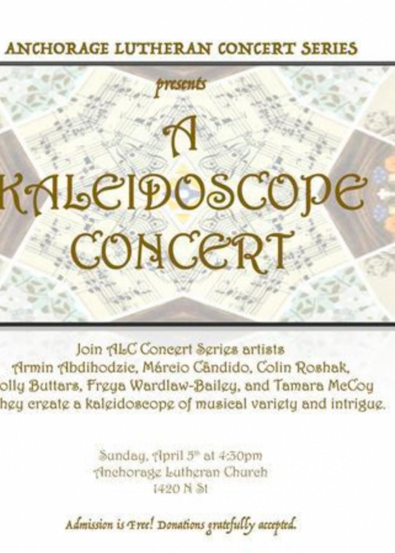 ALC Concert Series: A Kaleidoscope Concert
